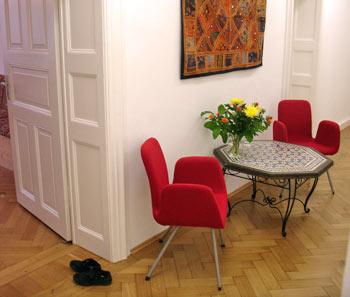 Institut für Psychotherapie & Supervision München   Praxis